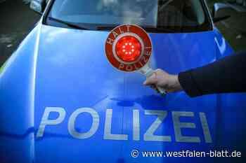 Paderborn: 21 Radfahrer bezahlen Verwarnungsgelder