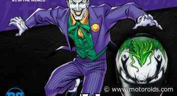 HJC RPHA 11 Pro Joker Helmet Will Make You Grin Wicked - Motoroids