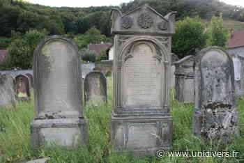 Visite guidée du vieux cimetière juif de Thann Synagogue de Thann Thann - Unidivers