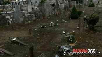 Il consigliere Miazzi: «Abbandono e degrado nel cimitero di Monselice» - PadovaOggi