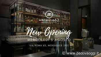 Inaugurazione di Archivio 62, il nuovo locale a Monselice - PadovaOggi