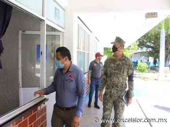 Refugios anticiclónicos de Playa del Carmen solo al 30% - Excélsior