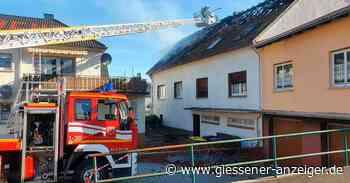 Nach Feuer in Hattenrod: Gemeinde Reiskirchen bittet um Spenden für Bewohner - Gießener Anzeiger