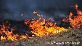 Aufmerksamer Anwohner löscht Brand in Vilseck mit Gießkannen - Wochenblatt.de