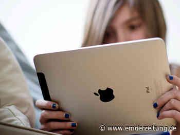 Aurich verteilt 400 Tablets an Schulen - Emder Zeitung