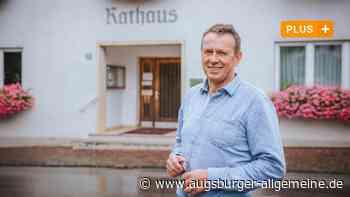 Fritz Schneider und seine ersten 100 Tage als Bürgermeister in Rott