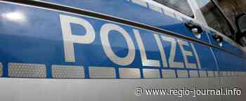 Verkehrsunfallflucht in Blieskastel Aßweiler   Aktuelle Nachrichten - Regio-Journal