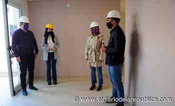 Las residencias médicas del Hospital Central de San Luis ya están listas - El Diario de la República