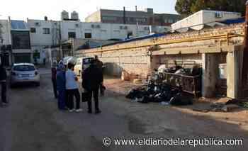 San Luis: encontraron residuos patológicos desechados de manera peligrosa por un sanatorio - El Diario de la República