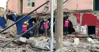 Se derrumbó una casa en San Luis: dos muertos y dos heridos - Clarín