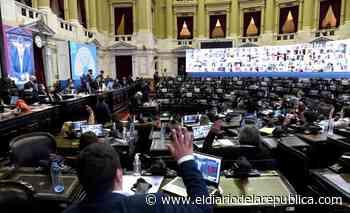 Presupuesto: aprobaron la ampliación con la orden de pago a San Luis - El Diario de la República