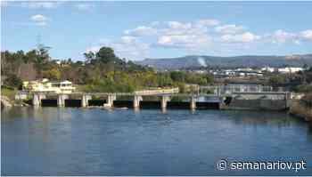 Braga. Má gestão de hidroelétrica prejudica areal da praia fluvial de Adaúfe - Semanário V