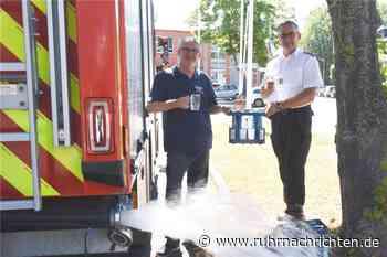Große Hitze: 7 wichtige Tipps von Feuerwehr und DRK in Schwerte - Ruhr Nachrichten