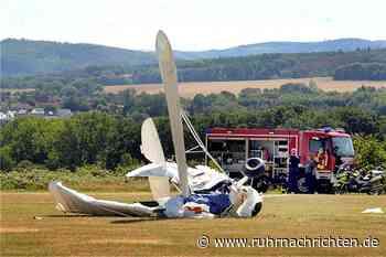Was am Donnerstag in Schwerte wichtig wird: Flugzeugabsturz in Hennen - Ruhr Nachrichten