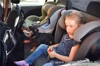 Polizei appelliert an Eltern: Lassen Sie Ihr Kind nicht im Fahrzeug - Ruhr Nachrichten