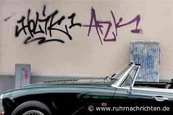 Was am Dienstag in Schwerte wichtig wird: Kriminalpolizei wegen Graffitis eingeschaltet - Ruhr Nachrichten