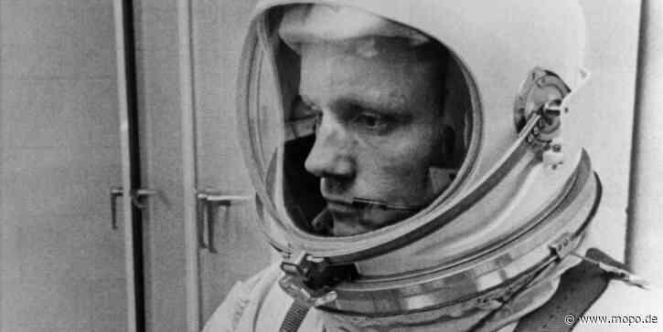 Neil Armstrong: Porträt vom ersten Mann auf dem Mond - Hamburger Morgenpost