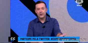 Quesada diz que Santos deve olhar para o mercado nacional por novo técnico - UOL Esporte