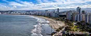 Santos é o destino turístico mais procurado pelos brasileiros na web em 2020 - G1