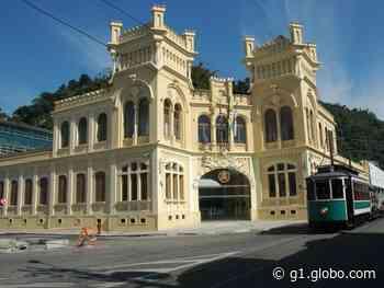 Câmara de Santos tem 42% dos funcionários com Covid-19 e prédio é interditado - G1