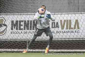 Santos aposta em vitória contra Everson e vê mais dificuldade com Sasha - Gazeta Esportiva