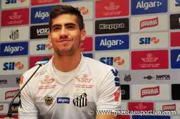 Clube da Argentina demonstra interesse em Noguera, do Santos - Gazeta Esportiva