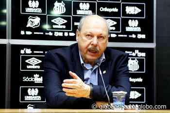 Conselho do Santos volta a reprovar contas de 2019 e complica situação de Peres - globoesporte.com