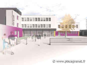 Le CCAS rénové du Pont-de-Claix sera moins énergivore - Place Gre'net