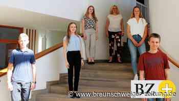 Die Stadtverwaltung Gifhorn hat fünf neue Auszubildende
