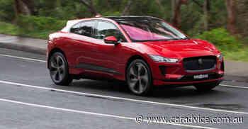 2020 Jaguar I-Pace EV400 S review