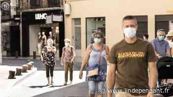 Coronavirus - Perpignan : masque obligatoire pour les animations en ville - L'Indépendant