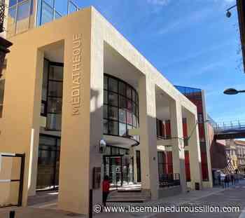 Perpignan : réouverture de la médiathèque centrale ce mercredi 5 août - La Semaine du Roussillon