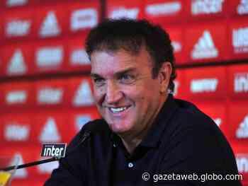 Após reunião que discutiu nomes para o comando do Santos, clube avança por Cuca - Gazetaweb.com
