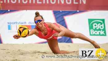 Volleyball: Antonia Stautz träumt vom DM-Start im Sand