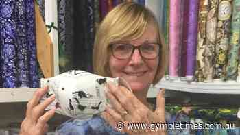 SELL-OUT: Gympie can't get enough of these DIY COVID masks - Gympie Times