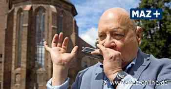 Virtuose an der Mundharmonika: René Giessen aus Brandenburg an der Havel spielte Melodien für Tatort und Traumschiff - Märkische Allgemeine Zeitung