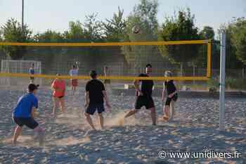 Sport à la plage Capbreton - Unidivers