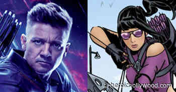 Concept Art Shows Off Kate Bishop In Jeremy Renner's 'Hawkeye' - Heroic Hollywood