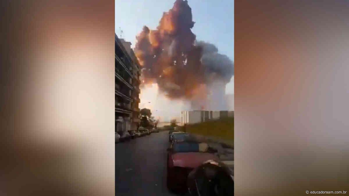 Educadora AM - Libanês que morou em Limeira conta sobre explosão: 'achamos que era ataque terrorista' - Educadora