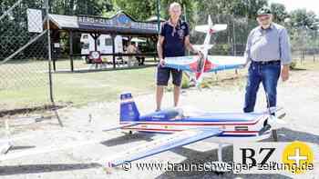 Modellflieger in Sülfeld werden wohl nicht klagen