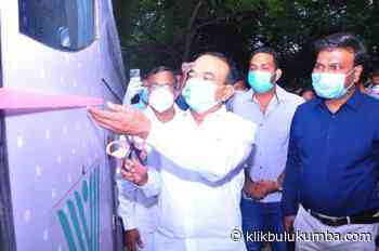 Pembaruan Telangana Covid-19: Negara bagian melintasi tanda 70.000, Hyderabad melaporkan 532 kasus baru - Klikbulukumba.com