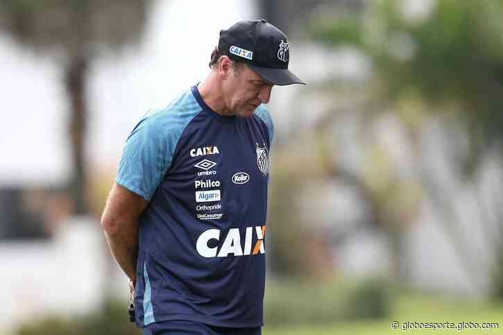 Preferido do Santos, Cuca tem rescisão com São Paulo publicada no BID - globoesporte.com