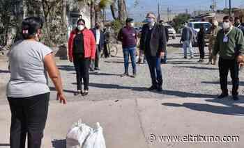 El Gobernador recorrió Monterrico y El Carmen - El Tribuno.com.ar