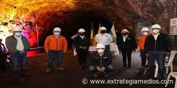Gobernador visitó los municipios de Cogua y Nemocón - Extrategia Medios