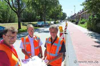 Münster: Kanalstraße fast ein Jahr früher fertig als geplant