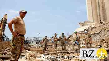 Katastrophe: Explosion in Beirut: Was die Hisbollah damit zu tun hat