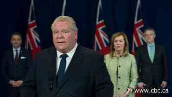 Ford speaks as Ontario records fewer than 100 new COVID-19 cases for 4th consecutive day