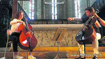 """Villefranche-de-Rouergue. Gautier Capuçon : """"Apporter la musique dans les villes"""" - ladepeche.fr"""