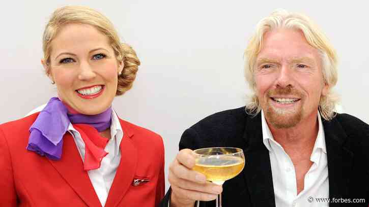 Richard Branson's Team Dismiss Bankruptcy Reports – It's All Part Of The Plan, Says Virgin Atlantic - Forbes
