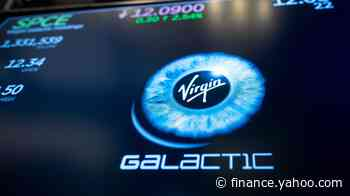 Virgin Galactic posts loss, Sir Richard Branson expected to fly in beginning of 2021 - Yahoo Finance